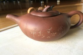 Zisha Clay Pot