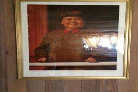 Mao Zedong Painting