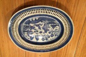Porcelain Strainer Plate