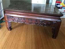 rose wosewood table