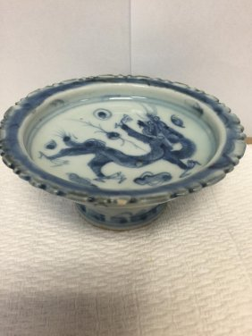 Porcelain Serving Dish
