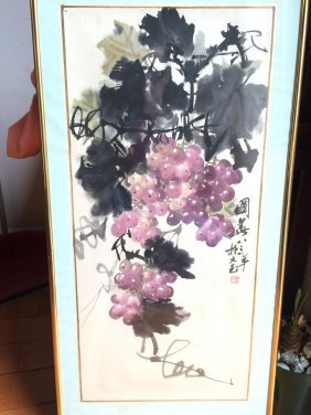 Chinese Old Painting