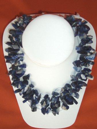 11088: Necklace Silver Jewelry Artesana Rozo
