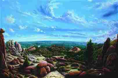 1500: Feel the Earth Move, By Bob Masla