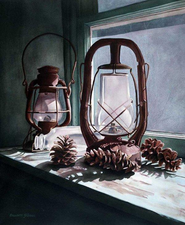 101: Window Lights, By Elizabeth Gibson