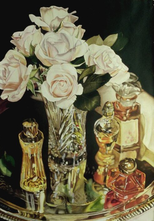 405: Reflections II, By Jeannine Swartz