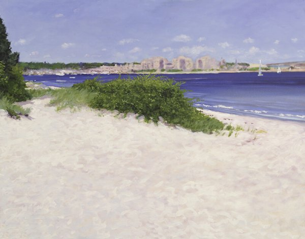 600: Mitchell Beach 3 By Mark Patnode
