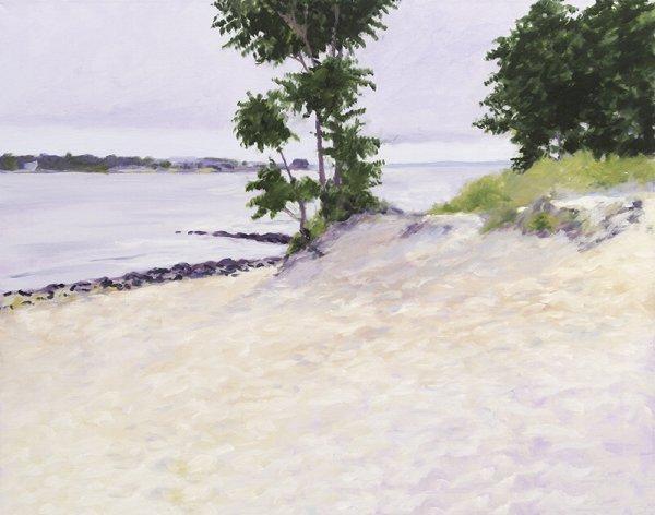 601: Mitchell Beach 5, By Mark Patnode