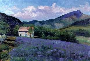Provence Valley, By Deborah Chapin
