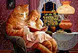 Home is Where the Cat Is, By Ruth Sander