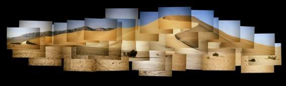 1101: Limited Photo Print Dune Landscape by Walsh