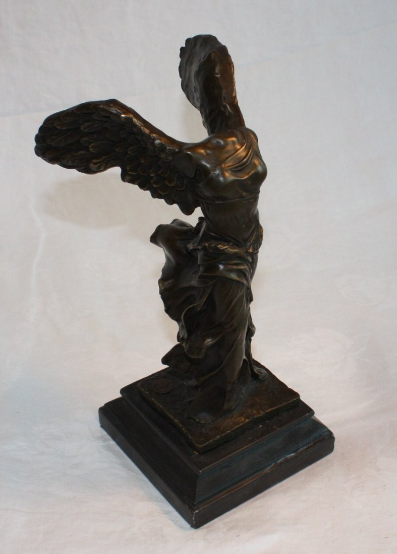 Winged Victory of Samothrace Bronze