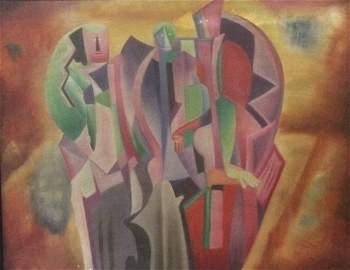 Oil on canvas. Rufino Tamayo 72