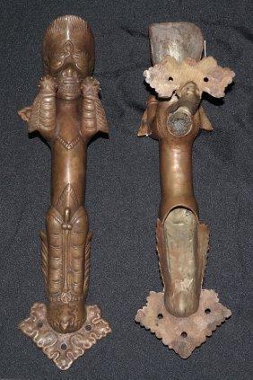 Hand made Bronze decor from Nepal