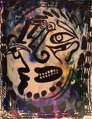 "Original Verdult ""Mad"" watercolor paper"