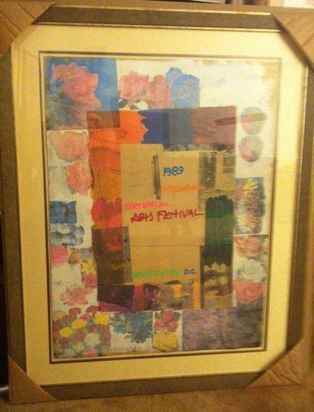 """Robert Rauschenberg """"Very Special Arts"""""""