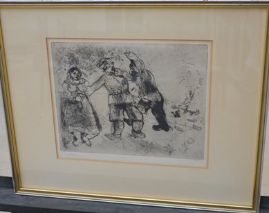 "Marc Chagall ""Untitled"""