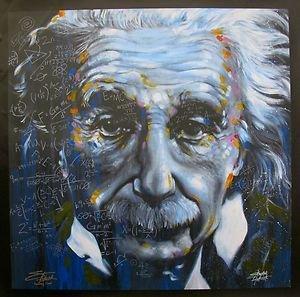 """Stephen Fishwick """"Einstein"""""""