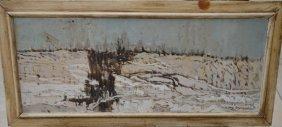 "A. Haig Koromanian ""Landscape"""