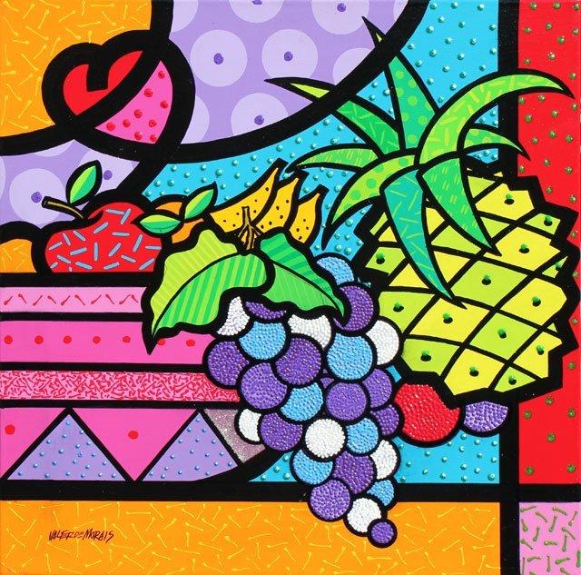 "Valter Morais ""Pineapple"""