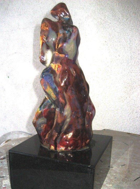 "Jenik ""Untitled"" Sculpture"