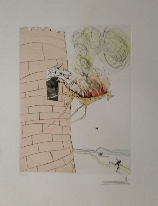 """Salvador Dali """"Grand Inquisitor"""""""