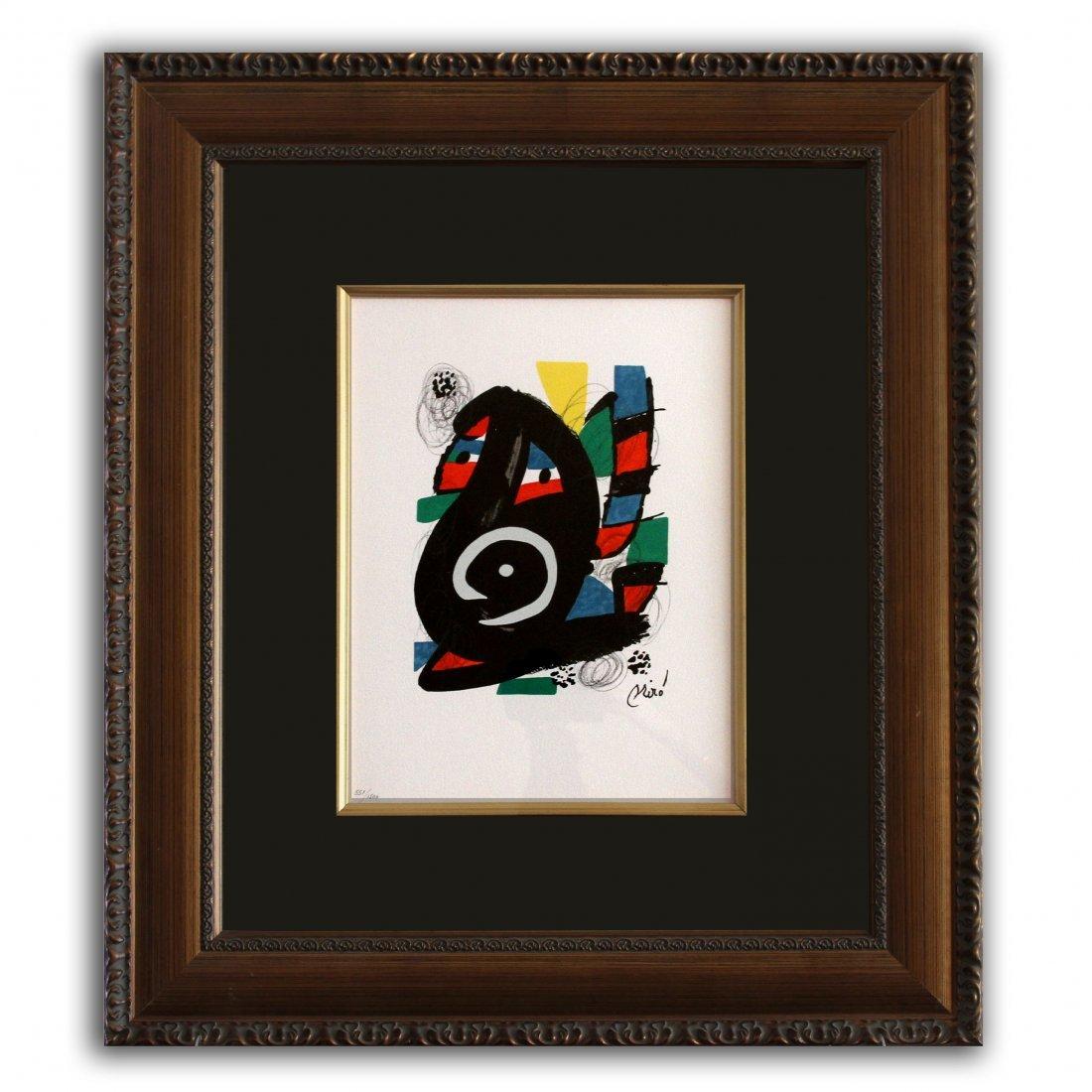 "Joan Miro ""Untitled"""