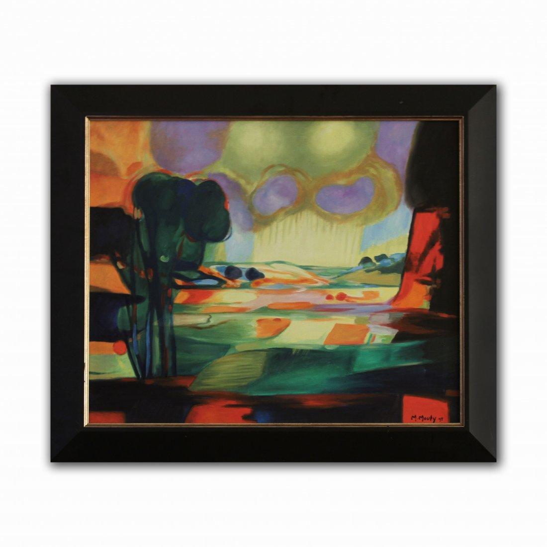 """Marcel Mouly """"La Pluie dans le Soleil"""""""