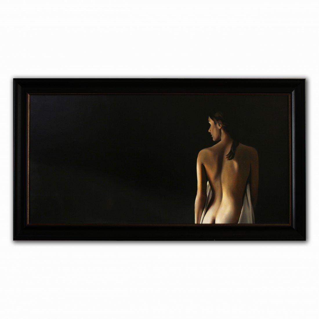 """Robert Lange """"His Model"""""""