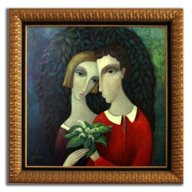 "Sergey Smirnov ""Homage to Chagall"""