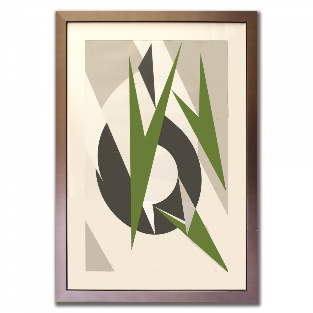 "Lee Krasner ""Untitled Abstract"""