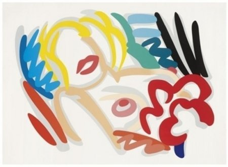 "Tom Wesselmann ""Big Blonde"""