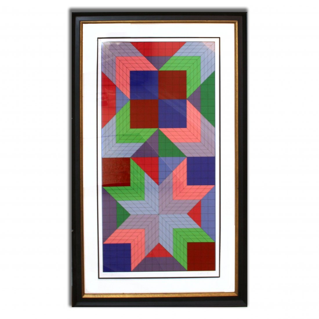 "Victor Vasarely ""Do'or"""