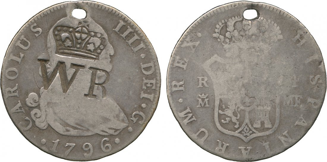 AFRICA. Sierra Leone. Counterstamps, Trials and Tokens