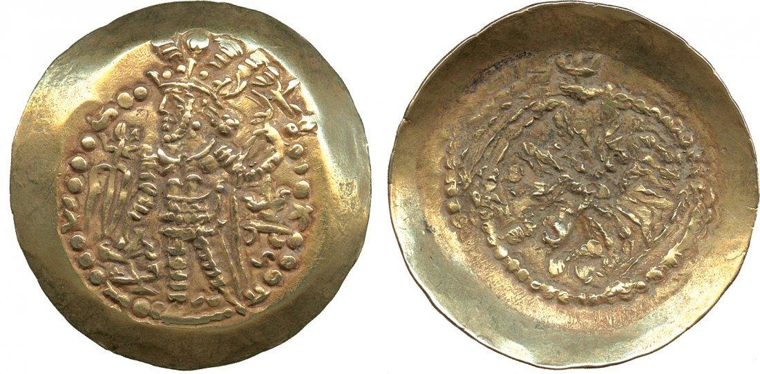 Coins of India. Post-Gupta & Mediaeval. Kidarite Huns