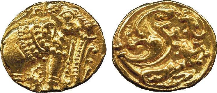 Coins of India. Post-Gupta & Mediaeval. Western Gangas