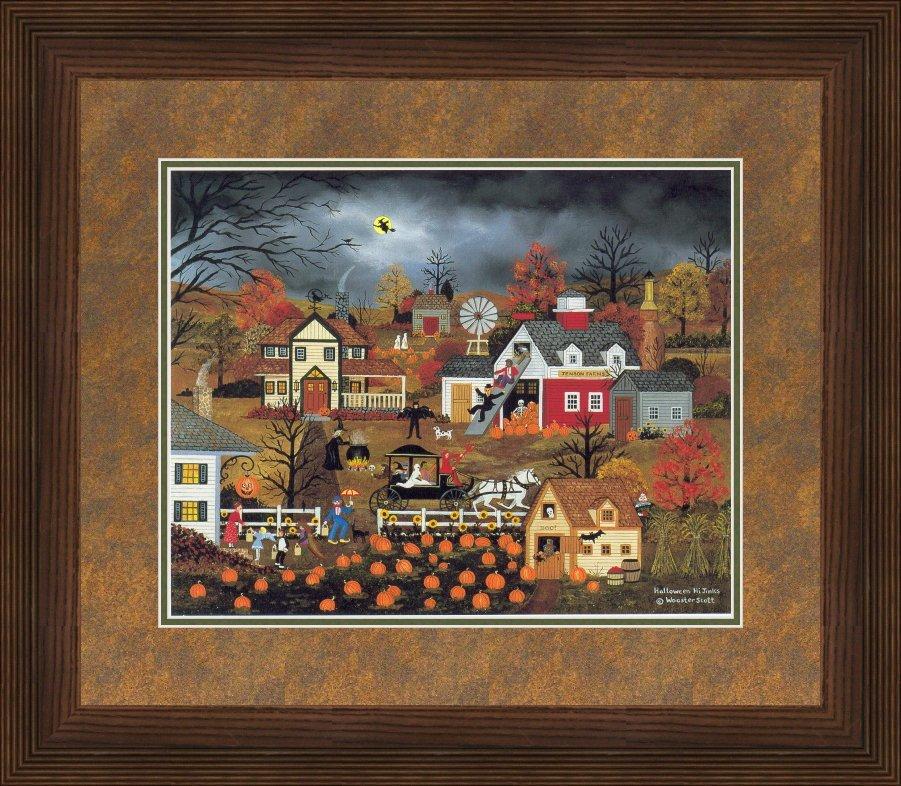 Halloween Hi-Jinks by Jane Wooster Scott