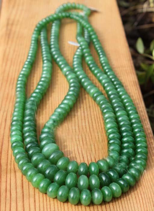 Stunning Siberian Beads.
