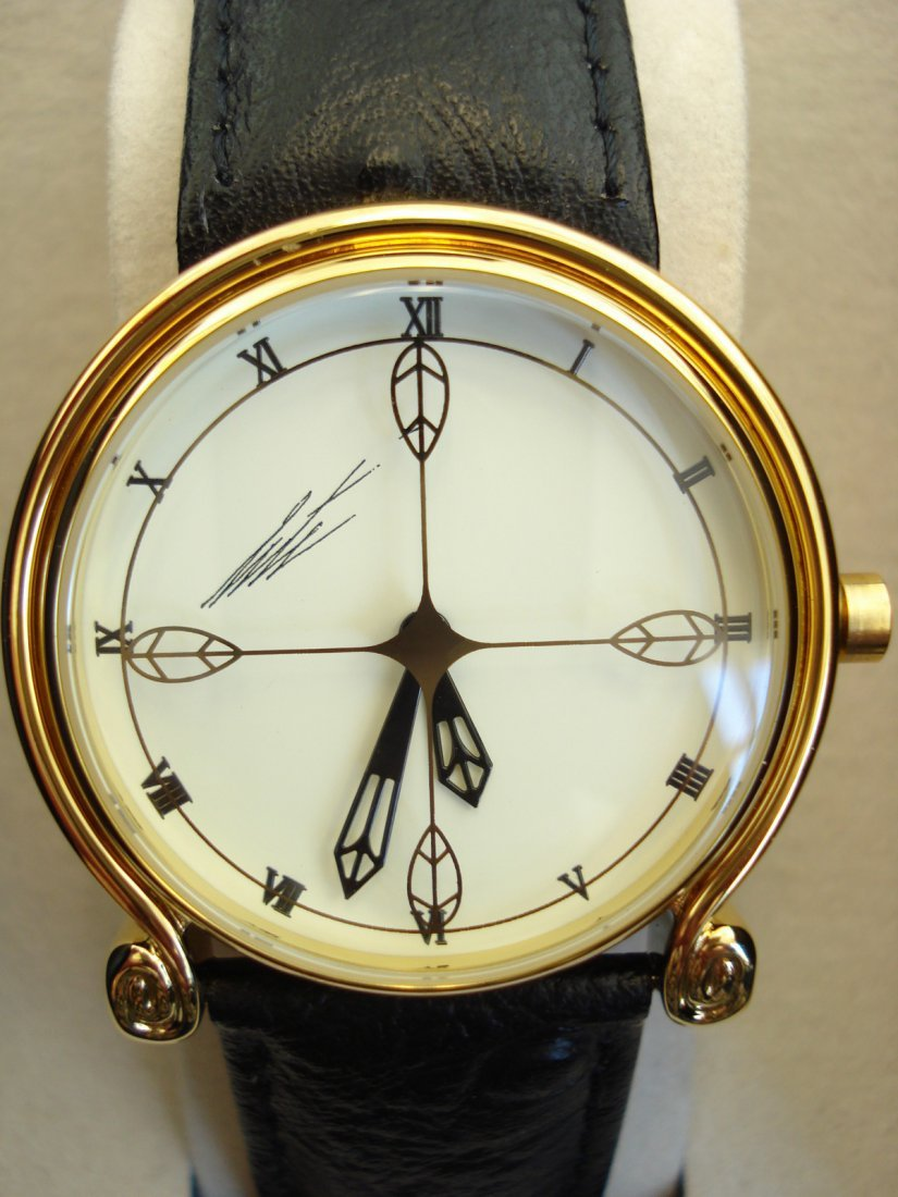 Mens Erte Signature  Art Deco Watch