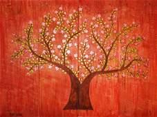 Original Art made in Wood by Neyda De La Pena
