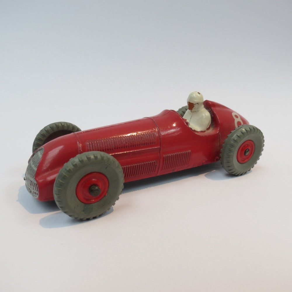 A Dinky Alfa Romeo racing car, no. 232,