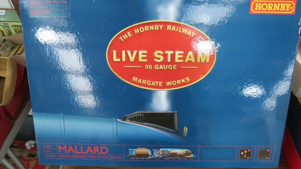 A superb Hornby '00' gauge live steam Ma