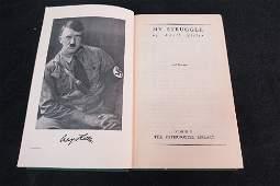 My Struggle Mein Kampf by Adolf Hitler English