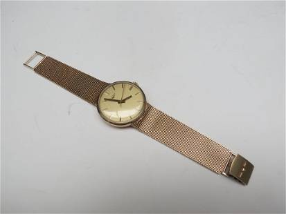 One of Ronnie Kray's favourite watches, a fine quality