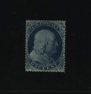 US Scott #20, Pos 71R12, unused