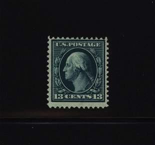 US Scott #339, unused, NH