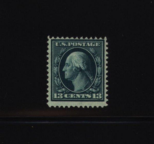 10: US Scott #339, unused, NH