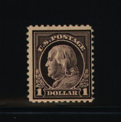 US Scott #518, unused