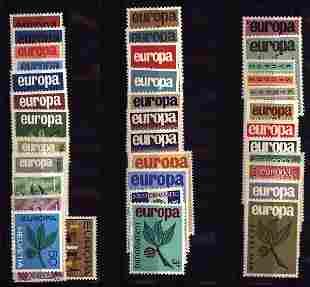 Europa 1965 Series