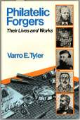 124 Philatelic Forgers by Varro Tyler